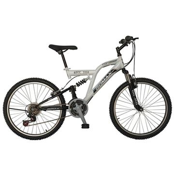 GOMAX 24 RACE ONE ÇiFT AMORTISORLU Bisiklet