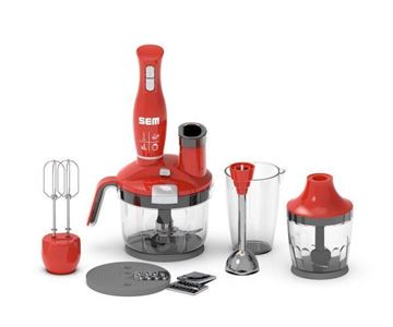 Resim SEM SK-235 PROBLADE MULTİ BLENDER FULL SET